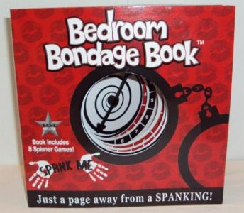 Bedroom Bondage Book