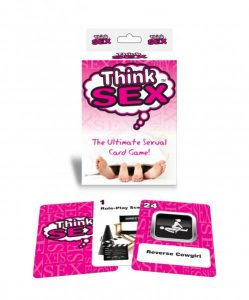 Think Sex The Ultimate Sexual Card Game