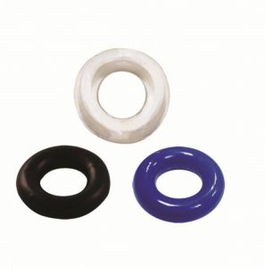 Thick Cock Rings 3 Pack Assorted Colors