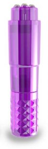 Rocker Personal Massager - Purple