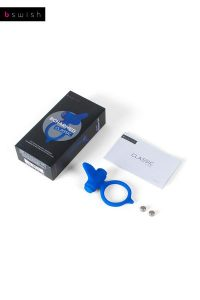 Bcharmed Classic Albert Blue Vibrating Ring