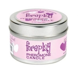 Foreplay Soy Massage Candle 4oz