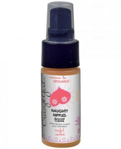 Crazy Girl Naughty Nipples Arousal Creme Sorbet 1oz