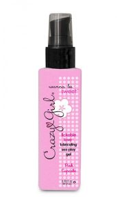 Lickable Love Lubricant Pink Cupcake 3.38oz