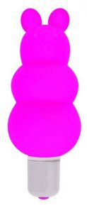 Gossip Excite Tapered Bubbles Pink Vibrator