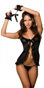 Tie Front Babydoll