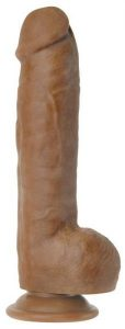 Adam's Colossal Brown 12 inches Realistic Dildo