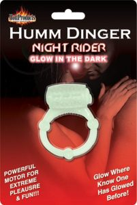 Humm Dinger Vib. Glow In The Dark