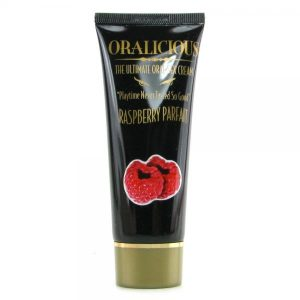 Oralicious Ultimate Oral Sex Cream 2 oz -  Raspberry Parfait