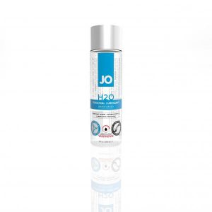 Jo H2O Warming Water Based Lubricant 8 oz
