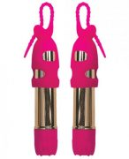 Seduce Me Nipple Vibrators Pink Set