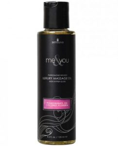 Me & You Massage Oil Pomegranate