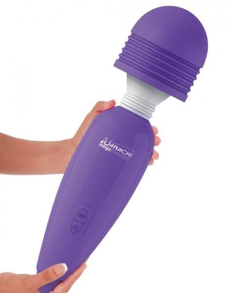 Wanachi Mega Massager Purple