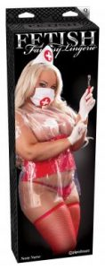 Fetish Fantasy Nasty Nurse Queen