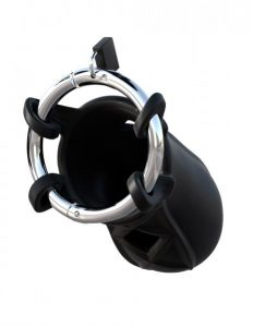 Fantasy C-Ringz Extreme Cock Blocker Black