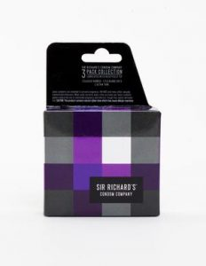 Sir Richard's Collection 3 Pack Latex Condoms
