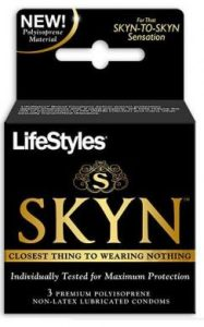 Lifestyles Skyn 3 Pack