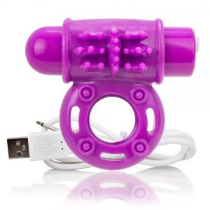Screaming O Charged O Wow Vooom Mini Vibe Purple