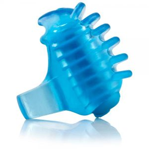 Fingo Tips Blue Fingertip Vibrator