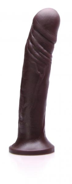 Tantus Gary Dual Density Mocha Brown Dildo