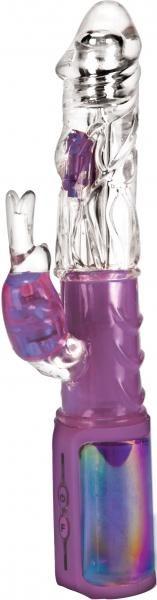 Funzone Clear Insight Rabbit Vibe Purple