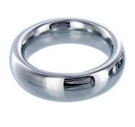 Stainless Steel 2 inches Donut Cock Ring